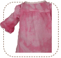 Earth Friend Pink Tye Dye Nightgown