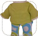 outfit for 14 inch earth friend doll
