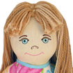 Hannah Earth Girl, Earth Friend Doll