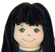 Emma Earth Girl, Earth Friend Doll