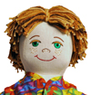 organic eco doll Adam Earth Friend