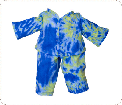 Pajamas for Earth Friend Eco Dolls
