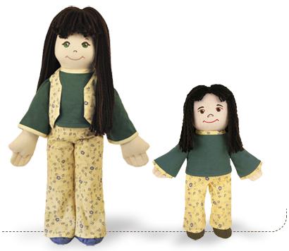 Emma Earth Girl, Earth Friend Doll