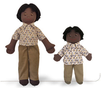 Jax Earth Boy, Earth Friend Doll