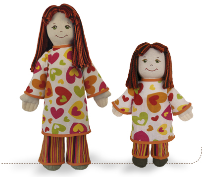 Jayden Earth Girl, Earth Friend Doll